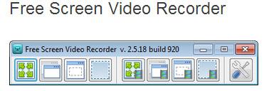 9 бесплатных программ для записи видео с экрана монитора
