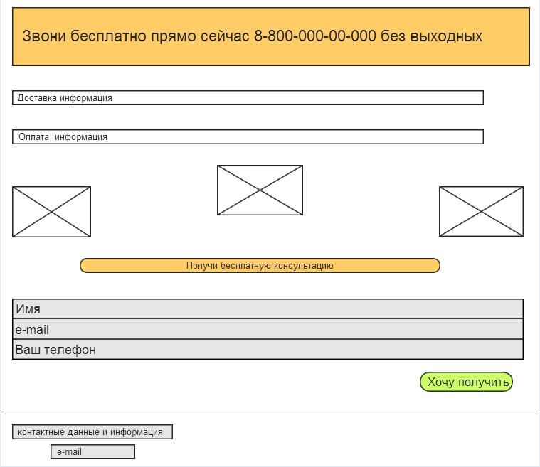 Как-нарисовать-прототип-сайта-онлайн